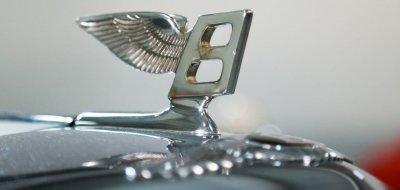 Bentley S1 1959 hood emblem