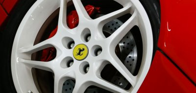 Ferrari F512TR Testarossa 1993 wheel