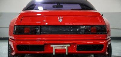 Maserati Shamal rear view