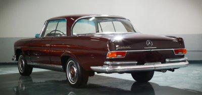 Mercedes Benz 220SE 1964