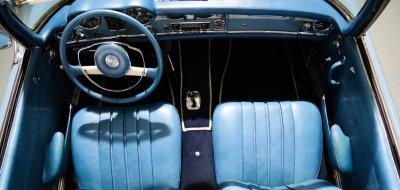 Mercedes Benz SL230 1965