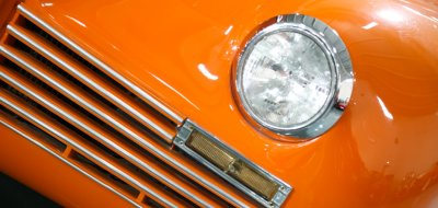 Packard Clipper 1946 headlight