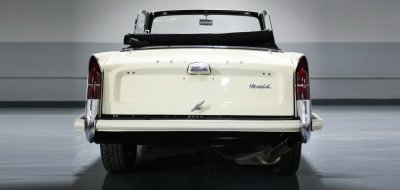 Triumph Herald 1965 rear view