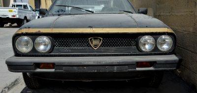 Lancia Zagato black - 1979