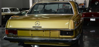 Mercedes Benz 280 CE - 1973