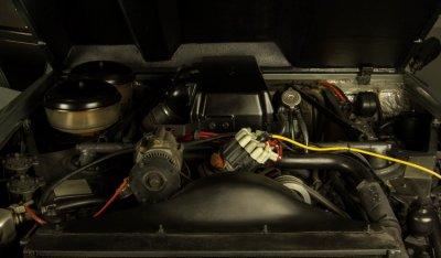 Lamborghini LM002 1988 engine