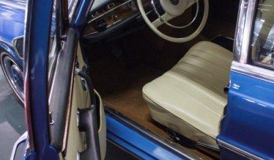 Mercedes Benz SEL300 1967