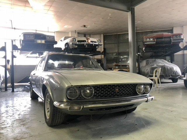 Fiat Dino 1967 - Project car