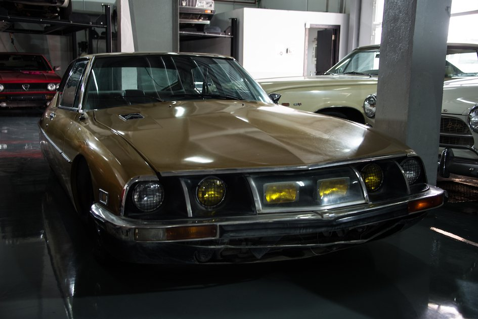 Citroen SM 1973